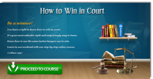 How-to-win-in-Court-Study-Course